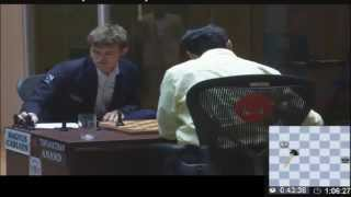 Download The moment Magnus Carlsen became World Chess Champion Video