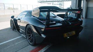 Download McLaren Senna vs 650S GT3 | Chris Harris Drives | Top Gear Video
