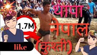 Download Thapa pahalwan 🙏 (Galu)🙏 Mela Kushti 2018 | very funny kushti | mandyal hp Video