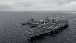 Download USS Abraham Lincoln back in service after major makeover Video