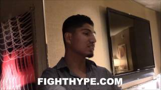 Download MIKEY GARCIA REVEALS DETAILS OF MEETING WITH FLOYD MAYWEATHER: ″IT WAS COOL″ Video