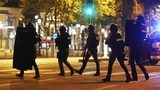 Download Terrorist Murders Police In Paris Video