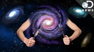 Download Is A Cannibal Galaxy Coming To Eat Us? Video