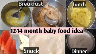 Download Food diet ideas for 12 to 14 month baby Video