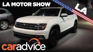 Download 2017 Volkswagen Atlas   2016 Los Angeles Motor Show Video