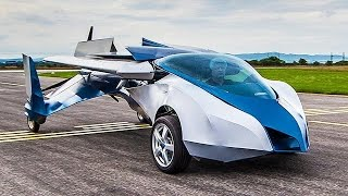 Download AeroMobil Flying Car Demo (must watch) Video
