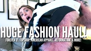 Download HUGE NEW YEAR WINTER CLOTHING HAUL! Video