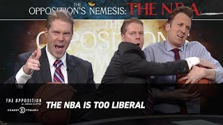 Download The NBA Is Too Liberal - The Opposition w/ Jordan Klepper Video