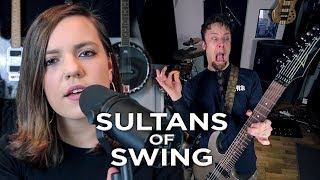 Download Sultans of Swing (metal cover by Leo Moracchioli feat. Mary Spender) Video