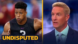 Download Joel Klatt on Saquon Barkley: 'This guy is a jitterbug holding a stick of dyanmite' | UNDISPUTED Video