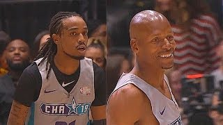 Download 2019 NBA All-Star Celebrity Game Full Highlights With Ray Allen, Quavo, & Bad Bunny! Video