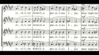 Download Messiaen - O Sacrum Convivium Video