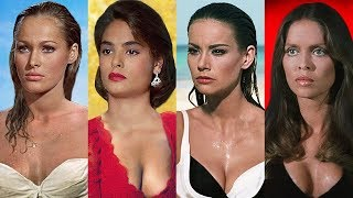 Download JAMES BOND GIRLS ⭐ Then and Now 1962 - 2019   Name and Age Video