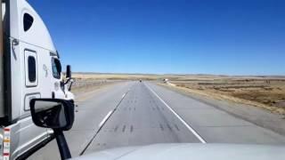 Download Bigrigtravels Live! - Rawlins to Cheyenne, Wyoming - Interstate 80 - September 28, 2016 Video