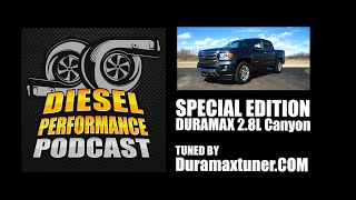 Download 2.8L diesel Canyon Tuned by Duramaxtuner Video