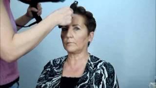Download Peinado elegante en cabello corto Video