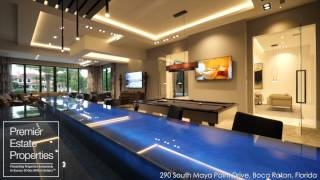Download 290 South Maya Palm Drive Boca Raton, Florida - Luxury Homes in South Florida Video