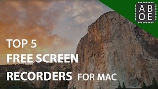 Download Top 5 Best Free Screen Recorders for Mac OS X (2015) Video