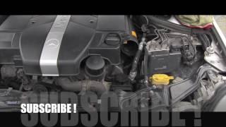 Download Mercedes Power Steering Fluid Check Video