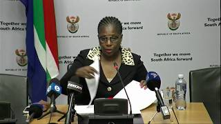 Download Minister Ayanda Dlodlo briefs media on outcomes of Cabinet meeting, 7 June 2017 Video