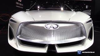 Download Infiniti Q Inspiration - Exterior and Interior Walkaround - Debut at 2018 Detroit Auto Show Video