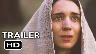 Download Mary Magdalene Official Trailer #1 (2018) Rooney Mara, Joaquin Phoenix Drama Movie HD Video