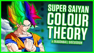 Download SUPER SAIYAN COLORS - SOLVED? | A Dragonball Discussion Video