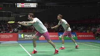 Download Daihatsu Yonex Japan Open 2017 | Badminton SF M5-MD | Gid/Suk vs Boe/Mog Video