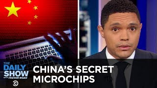 Download China Puts Microchips Into U.S. Hardware & Chick-fil-A Unveils a Birthday Surprise | The Daily Show Video