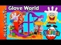 Download SpongeBob's Glove World Toy Review by HobbyKidsTV Video