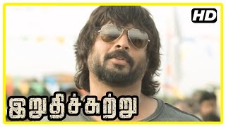 Download Irudhi Suttru Latest Tamil Movie Scenes | Best Of Madhavan | Vol 1 | Ritika | Nasser | Radha Ravi Video