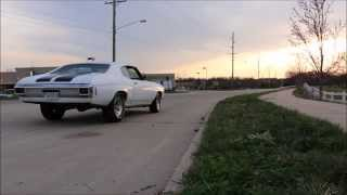 Download Cherry Bombs VS Flowmaster 44 - 1970 Chevelle Video