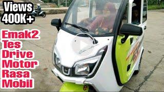 Download Test Drive Motor Roda Tiga Yang Disukai Emak2 Video