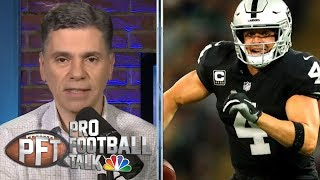 Download Airing Of Grievances: Derek Carr Can't Be overconfident   Pro Football Talk   NBC Sports Video