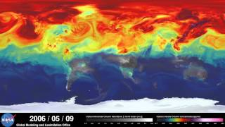 Download NASA | A Year in the Life of Earth's CO2 Video