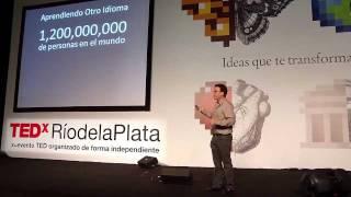 Download Utilizando el poder de millones de mentes humanas | Luis von Ahn | TEDxRíodelaPlata Video