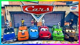 Download GTA ONLINE 'PIXAR: CARS MOVIE' SPECIAL - LIGHTNING MCQUEEN RACECAR, CARS 3 MOVIE VEHICLES & MORE! Video