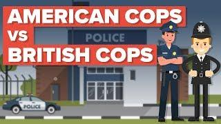 Download American Cops vs British Cops (Bobbies) Video