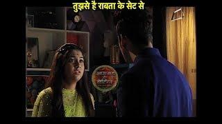 Download Tujhse Hai Raabta: KISS Between Atharva & Kalyani! Video