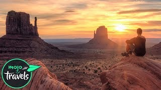 Download Top 10 Must-See Destinations on a Western Road Trip Video
