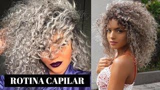 Download MINHA ROTINA CAPILAR - Bruna Ramos Video