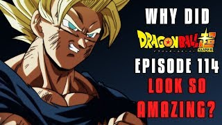 Download Dragon Ball Super Episode 114 Animation Explained Video
