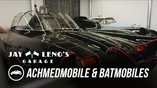 Download Inside Jeff Dunham's Garage: Achmedmobile & Batmobiles - Jay Leno's Garage Video
