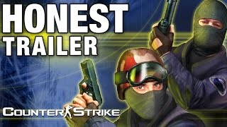 Download COUNTER-STRIKE (Honest Game Trailers) Video
