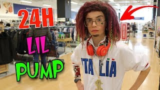 Download JE ME DÉGUISE EN LIL PUMP PENDANT 24H !! Video