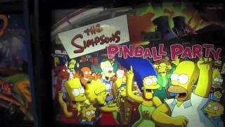 Download Stern The Simpsons Pinball Party Review Gameplay Video TSPP Video