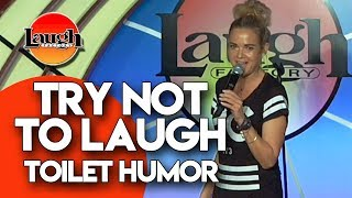 Download Try Not to Laugh | Toilet Humor | Laugh Factory Stand Up Comedy Video