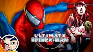 Download Ultimate Spider-Man ″Origin to His Death″ - Full Story | Comicstorian Video