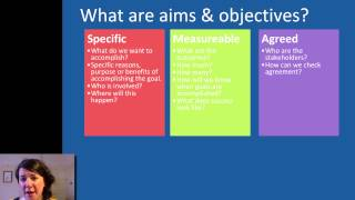 Download Understanding Business Aims & Objectives Video