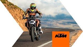 Download KTM 790 DUKE at PIKES PEAK 2018 | KTM Video